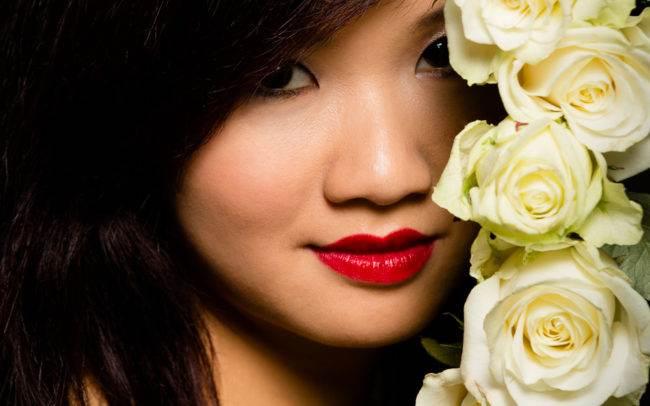 portrait beaute femme woman maquillage maquilleuse photographe geneve
