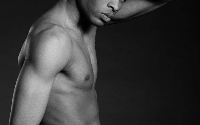 séance photo genève geneva photographe maquillage maquilleuse portrait nb noir blanc homme