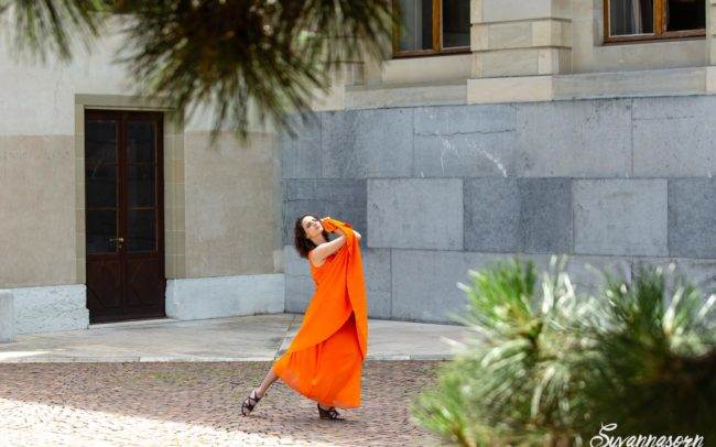extérieur danse femme séance photo genève photographe maquillage maquilleuse